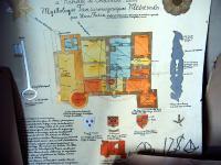 plan of the Château Hautpoul