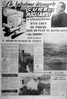 La Depeche du Midi, January 1956, Part I