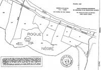 plots of land acquired by Pierre Plantard near the Roco Negro
