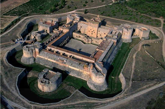 The Forteresse De Salses Attracted Attention From Andr 233 Malraux Rennes Le Chateau