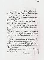 Will of Bérenger Saunière