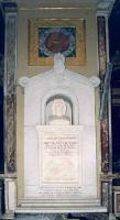 Tomb of Nicolas Poussin, Basilica Lorenzo in Lucina, Rome