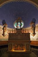 altar, rennes-le-château