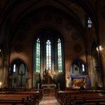 Notre Dame de Marceille, interior