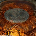 St. Sulpice, Ceiling detail