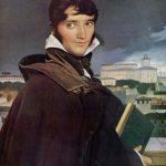 François-Marius Granet by Ingres
