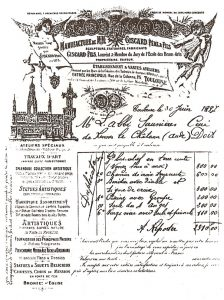 Bill Giscard 30 June 1897