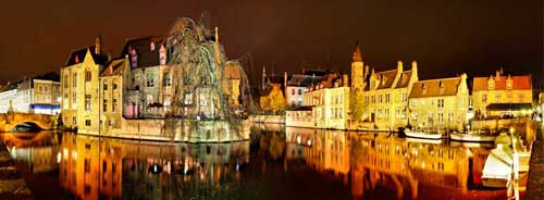 City of Bruges, Belgium