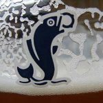 The Trout and the Ring, logo of the Abbey's Orval Beer