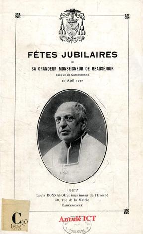 Monseigneur de Beauséjour