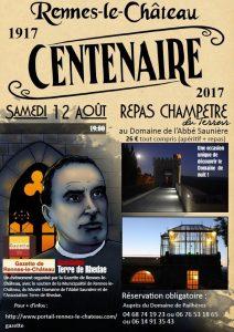 Centenaire de Rennes-le-Château