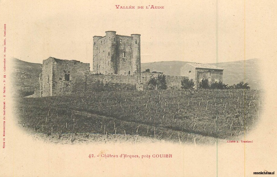 Old Postcards from Arques