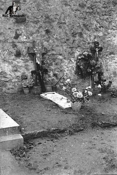Tomb of Bérenger Saunière