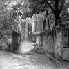 Entrance of the Church gardens
