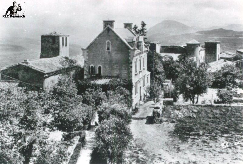 Villa Bethania and gardens
