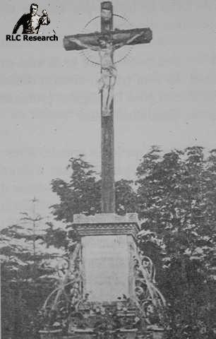 Calvaire at Rennes-le-Château