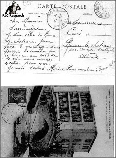Postcard from Pierre Rivière