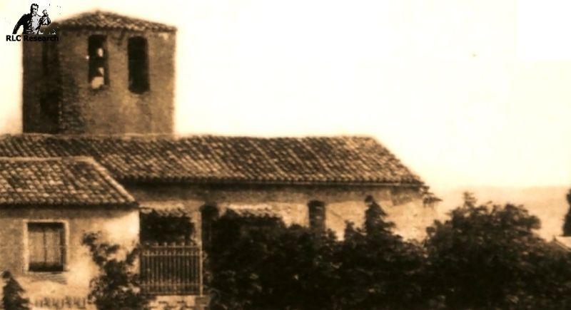 Church before its renovation