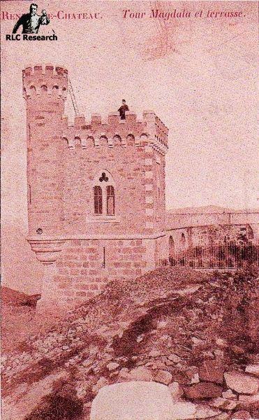 The Tour Magdala