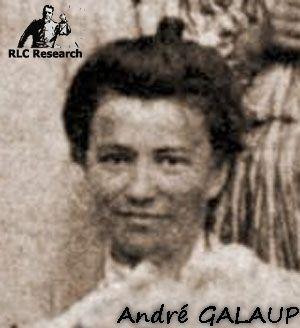 Marie Dénarnaud ©André Galaup
