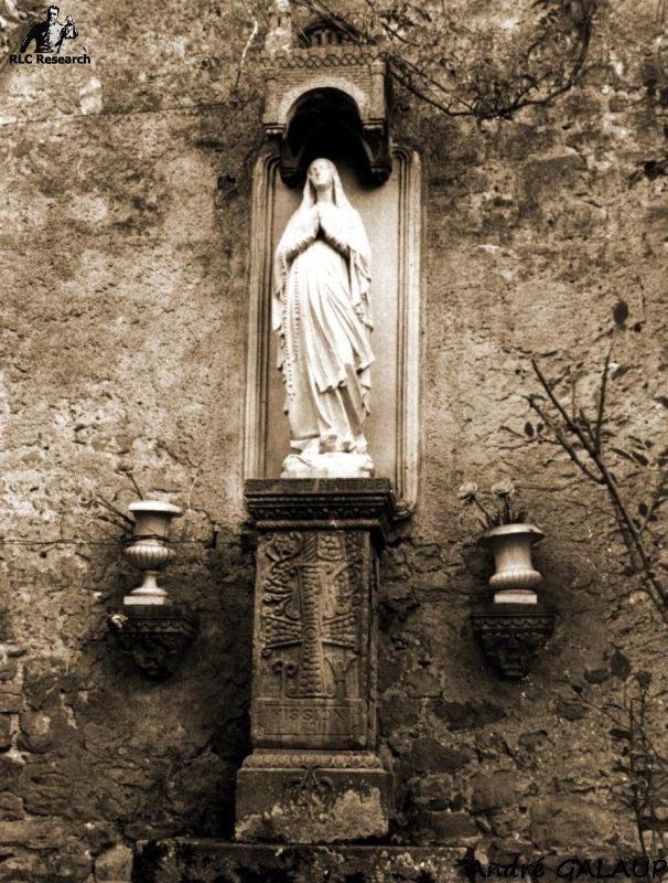 Our Lady of Lourdes ©André Galaup