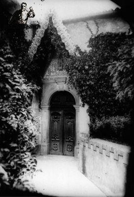 Church porch
