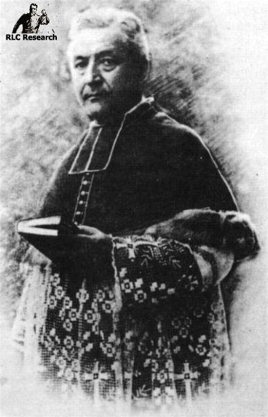 Jean Rivière, Saunière's father confessor