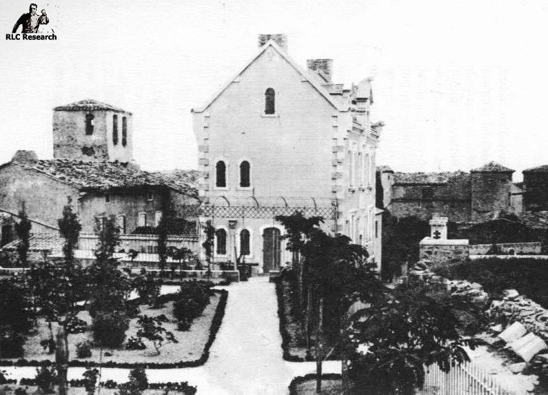 Villa Bethania in 1904