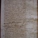 Will of Henry d\'Hautpoul, 24th April 1695, page 2