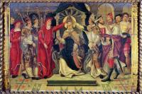 Allegory of the Coronation of Celestine V
