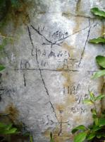 Coumesourde Stone as discovered in October 2007