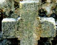 Detail Saunière's original tomb