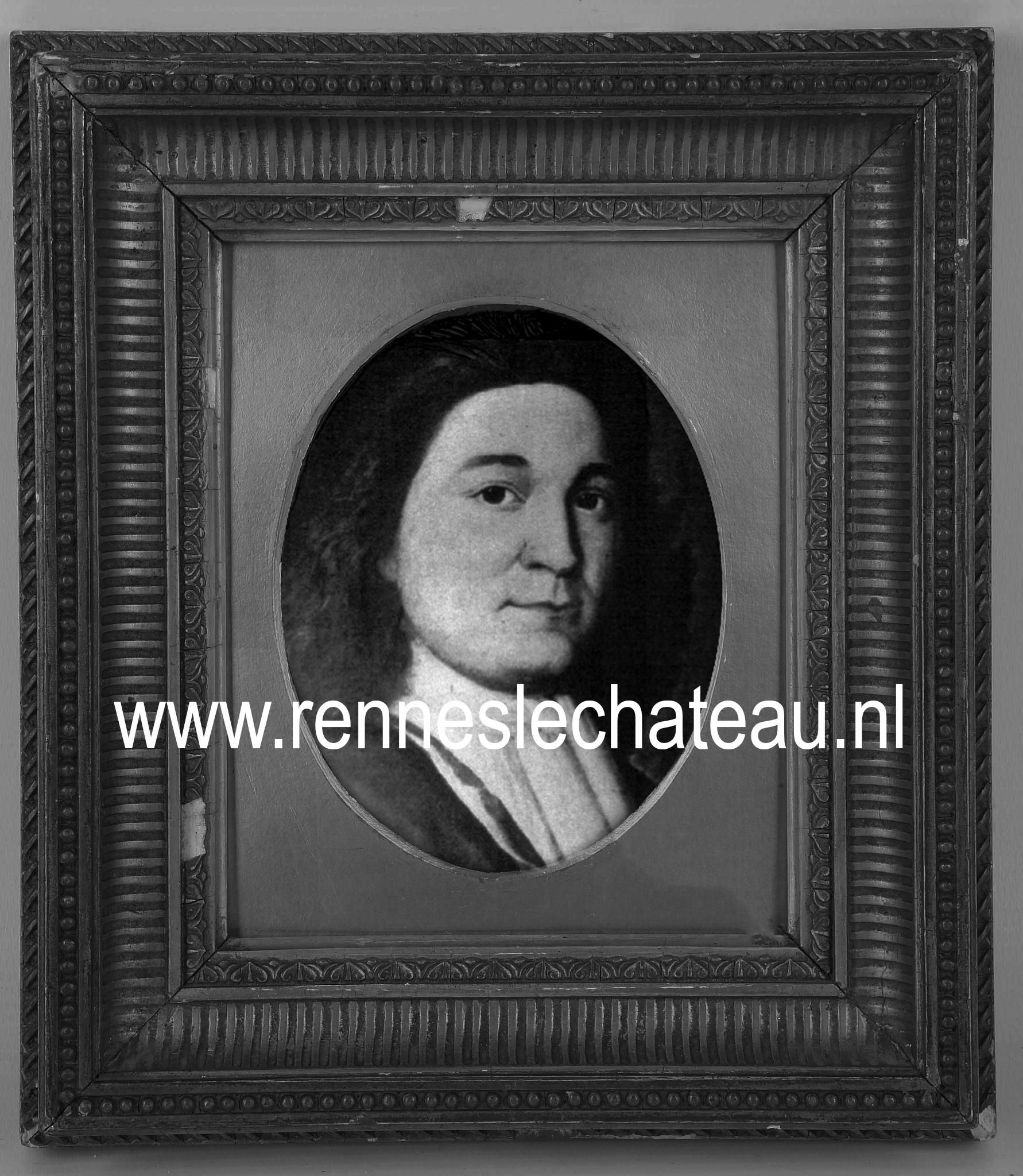 Francois d'Hautpoul et de Rennes, Co-Seigneur d'Ausillon, Marquis de Blanchefort, Capitaine à Royal-Artillerie (1689-1753) - photo copyright Val Whineyard