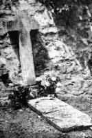 Original tomb Bérenger Saunière