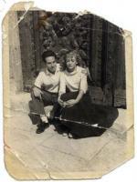 Patrice Chaplin and Josep Tarrés