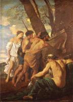 Les Bergers d'Arcadie, Nicolas Poussin