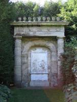 Shepherd's Monument at Shugborough Hall