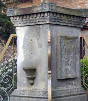 Calvaire, Rennes-le-Château, detail