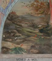 Left side of the tableau