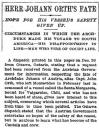 NY Times 29th December 1890, header