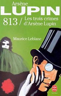 Arsène Lupin, 813 by Maurice Leblanc