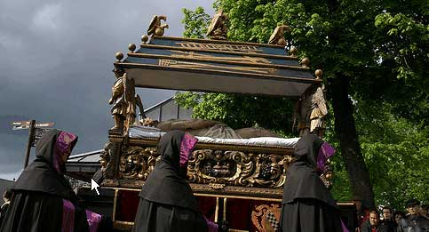 Yearly Procession of the Holy Blood, Bruges