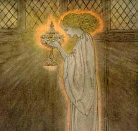 Grail by Alfred William Pollard