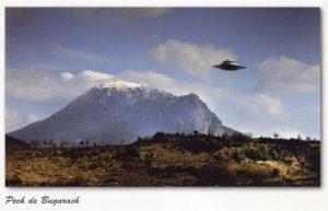 Recent postcard from Bugarach