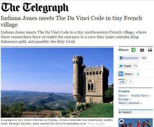 Telegraph article