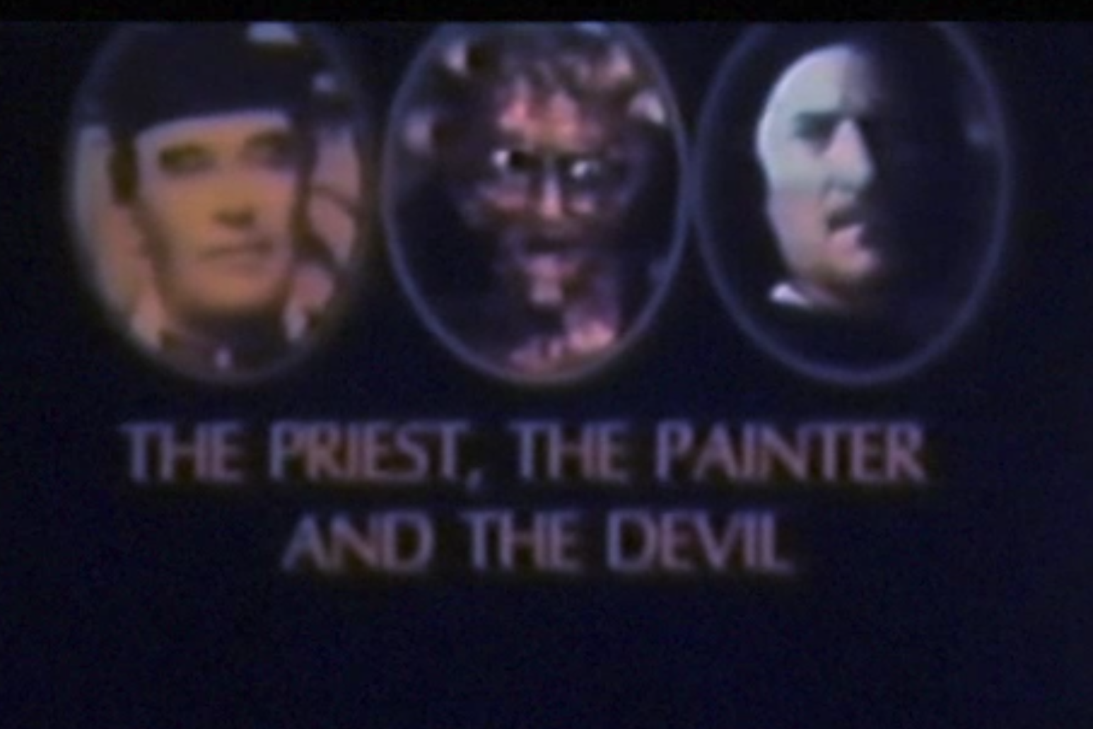 BBC Chronicle - 1974 The Priest, the Painter and the Devil