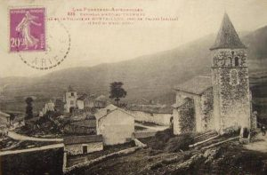 Montaillou in 1920