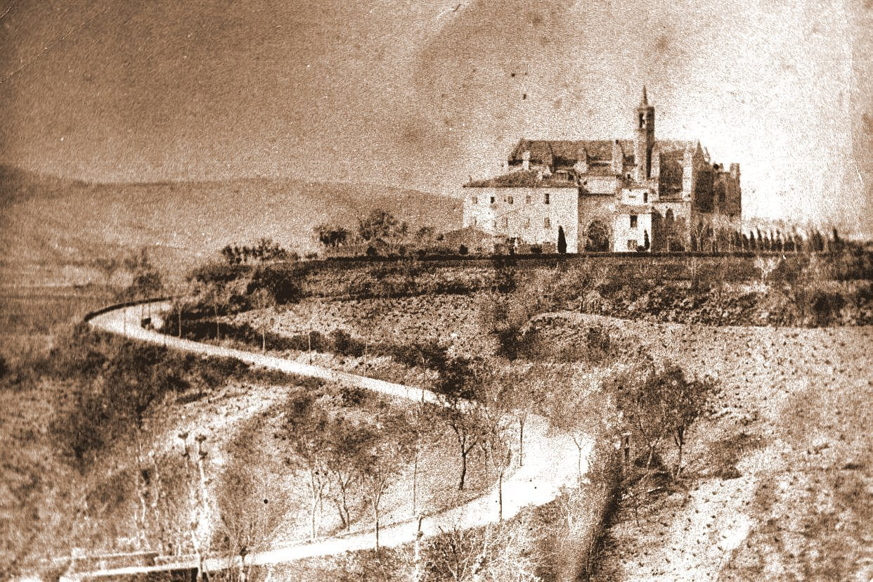 Notre Dame de Marceille at the end of the 19th century