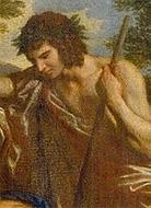 A shepherd in Arcadia